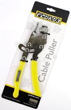 Pedro's Bicycle Brake / Shift Cable Puller Pliers Fourth Hand Tool w/ Thumb Lock
