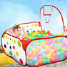 New Portable Kids Play Children Outdoor Indoor Game Toy Tent Ocean Ball Pit Pool