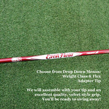 Project X Hand-Crafted EvenFlow Max Carry Red Driver Shaft w/Tip & Grip - New