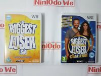 The biggest loser game Series (Wii) *Multi-Listing* Home Workout keep fit games