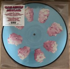 Glass Animals Dreamland RARE Zoetrope Picture Disc Vinyl LP With Download code