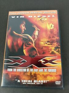 XXX (DVD, 2002, Canadian, Full Screen Special Edition)