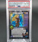 Dragon Ball Z DBZ CCG 👑GOKU SUPER SAIYAN 3👑 Ultra Rare PSA 8 NM-MT! Grail!