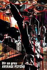 Dir en grey AVERAGE PSYCHO Music Clip Collection DVD PV Japan Rock Brand New