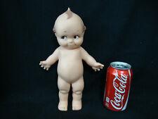 Vintage Plastic Cameo 74 Kewpie 10-inch Doll
