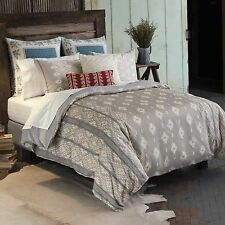 Lady Antebellum's Heartland Belle Meade Euro Sham Floral Blue White