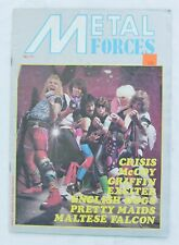Metal Forces 1985 n 11 - Rock N Roll Magazine Used shape