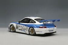 2006 PORSCHE CARRERA 911 (996) GT3 RSR  JETALLIANCE MUGELLO #99 BY AUTOart 1:18