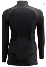 New McDavid mens HexPad Spine Back Padded Snowboard Long Sleeve Shirt Medium M