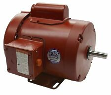 1/2HP 1725RPM 1PH 56 TEFC 115/208-230V LEESON FARM DUTY ELECTRIC MOTOR #110086