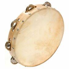 Percussion Plus PP873 Budget Tambourine, 25cm