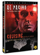 CRUISING (1980) / William Friedkin, Al Pacino / DVD, NEW