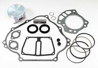 KAWASAKI MULE 600 / 610 / SX ENGINE REBUILD GASKET KIT W/ PISTON, RINGS & SEALS