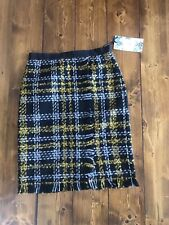 H&M x Erdem Wool Skirt Size Uk10