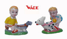 Wade Sam and Sarah Miniature Whimsies