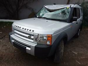 LAND ROVER DISCOVERY WIPER MOTOR FRONT, 3, 03/2005-09/2009, 132509 KMS