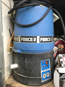 force/2 insulation blower