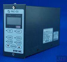 1642 STEC POWER SOURCE CONTROLLER PAC-D2 V1.0