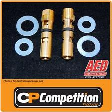 """AED HOLLEY NEEDLE & SEAT ASSEMBLY .110"""" PAIR 5110"""