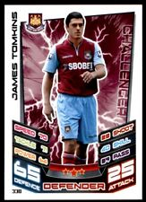 Match Attax 2012-2013 (West Ham United) James Tomkins No. 330