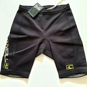 O'Neill Hammer Neoprene Shorts Black W28 Small