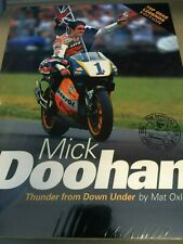 BOOK :  MICK DOOHAN Thunder From Down Under By Matt Oxley