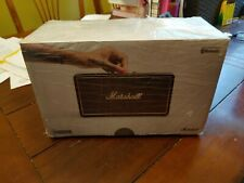 New Marshall Stockwell Wireless Bluetooth Portable Speaker with Flip Case