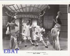 Betty Grable June Haver blackface VINTAGE Photo Dolly Sisters