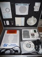 Security ALARM package silver case HOMEGUARD MS8000 MARMITEK VP6N 3i