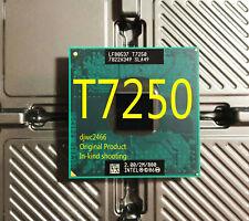 Intel Core2 Duo T7250 SLA49 2.0Ghz 2MB 800MHz Socket P Notebook Processor