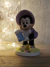 Disney's Vintage Minnie Mouse Small Porcelain Figurine! 20% to charity