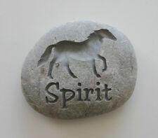 Horse Pet Memorial Custom Engraved Memorial Stone Pet Loss Personalized Pony