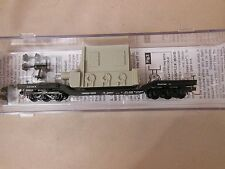 N Scale Micro-Train Line Canadian National Heavyweight Depressed Center Flat