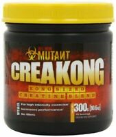 PVL MUTANT CREAKONG 300G,  Top 3 CREATINE + Absorption Accelerator - CREAPURE