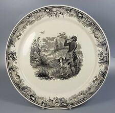 """VILLEROY AND BOCH ARTEMIS DINNER PLATE 22.8CM (9"""") STYLE B (PERFECT)"""