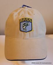 Bass Pro Shop Cap  Adjustable Back Fishing Outdoor Embroidered Hat Protect