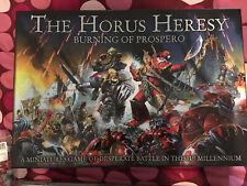 40k-quema de Prospero MK3 espacio Marina cernedor X 10-Horus Heresy