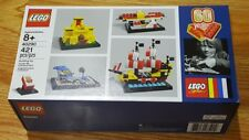 LEGO 40290 60th Anniversary of The Lego Brick Promotional Set Sealed Sold Out