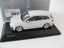 Spark 1/43 Audi Q7, white, 2015  Brand new boxed
