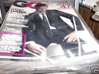 GQ Magazine New Sealed March 2008 Eric Bana