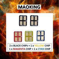 5 Toner Reset Chips for Samsung CLP-300 CLP-300N CLX-2160N CLX-3160N CLX-3160FN
