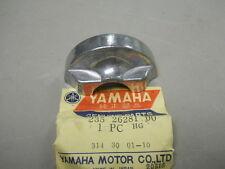 Yamaha NOS DS6, DS7, R3, R5, Grip Upper Iso Cap, # 235-26281-00-00   d28