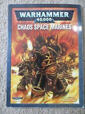 Warhammer 40k --  Codex Chaos Space Marines (2007)