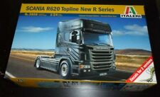 3858 Scania R620 Topline New R Series   ITALERI 1:24 plastic truck model kit
