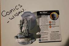 "DC Heroclix ""JOKER ha selvaggio"" #49 Mr. Freeze-SUPER RARA VARIANTE (schizzo)"