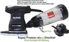 Rupes Random Orbital Palm Sander Machine 3 Point Plate Variable Speed  LS71TE