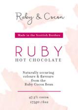 Ruby Chocolate Luxury Hot Chocolate Pink