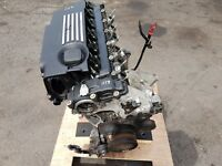 BMW 3 SERIES E46 330D '01 3.0 DIESEL M57 D30 COMPLETE BARE ENGINE