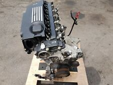 BMW 3 SERIES E46 330D '01 3.0 DIESEL M57 D30 COMPLETE BARE ENGINE