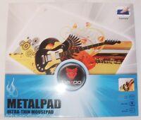 GEILES MAUSPAD ULTRADÜNN BAZOO HEAVY METAL HARD ROCK 22X18 cm PAD SUPERGRIP NEU